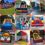 Decoração Brinquedos Festa Infantil Nossa Senhora do Livramento MT